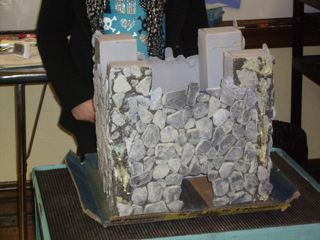 castles - ms. day's 4th grade
