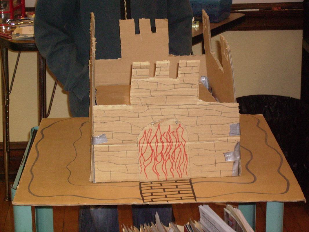 Castles - Ms  Day's 4th Grade